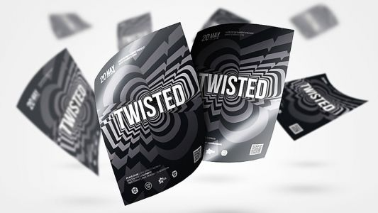 30 eye-catching flyer templates