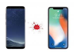 IPhone X vs Samsung Galaxy S9: Can Samsung Take Apple Down?