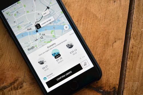 Uber changed the way it reports violent incidents in London in effort to appease city officials