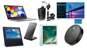 ET Deals Roundup: $200 Gift Card with Vizio M-Series 4K HDTV, $15 Fast Qi Wireless Charger, and more