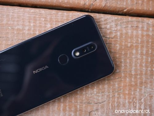 Does the Nokia 7.1 have wireless charging?