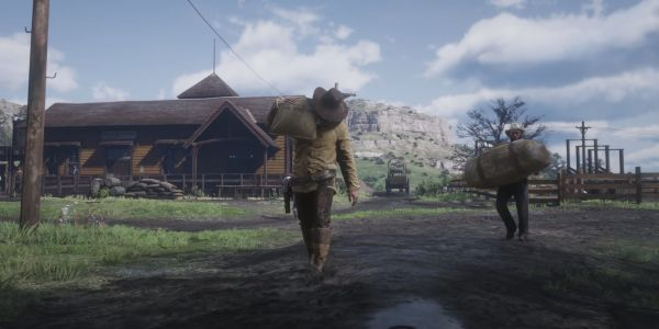 This guy followed 'Red Dead Redemption 2' characters for a full day and discovered just how detailed the game really is