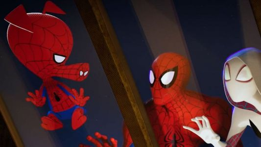 The SPIDER-MAN: INTO THE SPIDER-VERSE Producers Are Excited About Making a SPIDER-HAM Spinoff Film