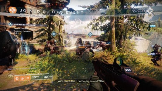 Destiny 2's Newest Exotic Thunderlord Is Live, And Here's How To Get It