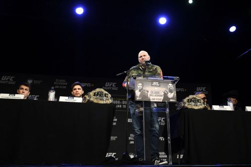 UFC makes ESPN+ streaming service the exclusive home of all future pay-per-view fights