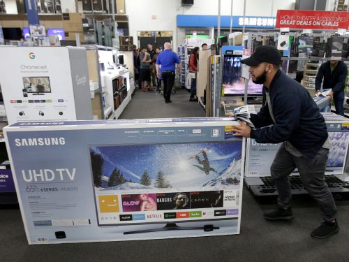 Best Buy kicks off Black Friday early and opens again on Thanksgiving