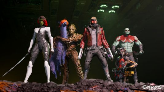 'Marvel's Guardians of the Galaxy' Game from Square Enix Puts You in Star Lord's Shoes-Trailer, Release Date, and MORE