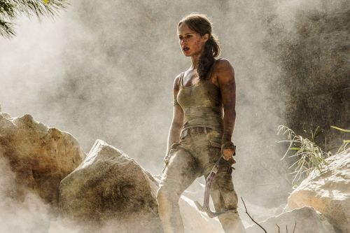Alicia Vikander On Reinventing The Role Of Lara Croft