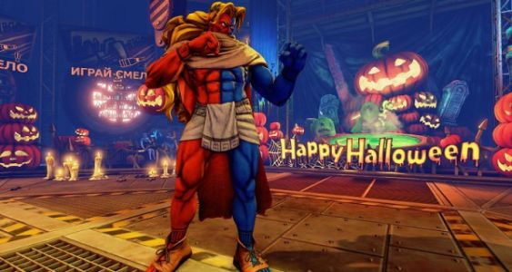 Street Fighter V servers down today for maintenance and addition of new DLC content