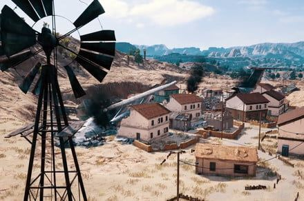 Xbox One 'PUBG' players can now get lost in the desert of Miramar