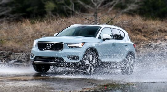 2019 Volvo XC40 Review: Standout Subcompact Crossover, Heavy on Safety