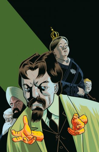 Mike Mignola and Chris Roberson's WITCHFINDER Returns in THE GATES OF HEAVEN