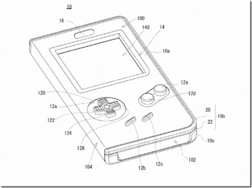 Nintendo Patented A Working Game Boy Case For Smartphones