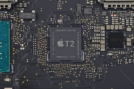 Documentation shows data recovery possible for Macs with T2 coprocessor