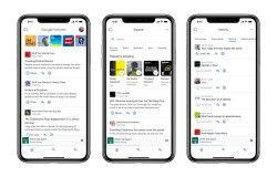 Google Redesigns its Podcasts App, Brings it to iOS