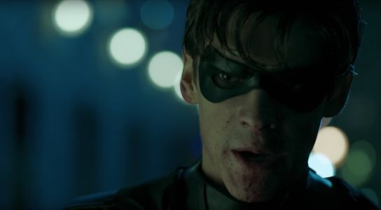 First Trailer For DC's Gritty Teen Titans Show Has Strong Words For Batman