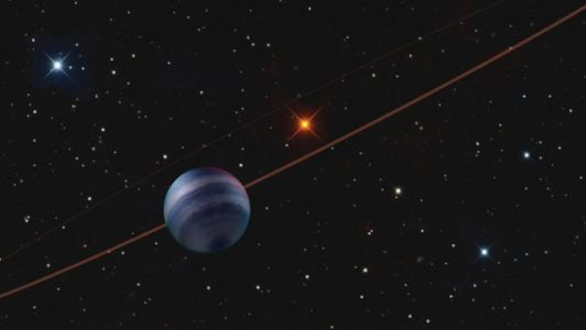 Astronomers Directly Image Planet Just 35 Light Years Away