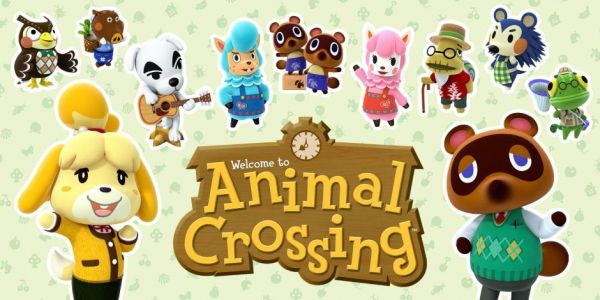 ANIMAL CROSSING Is Finally Heading To The Switch