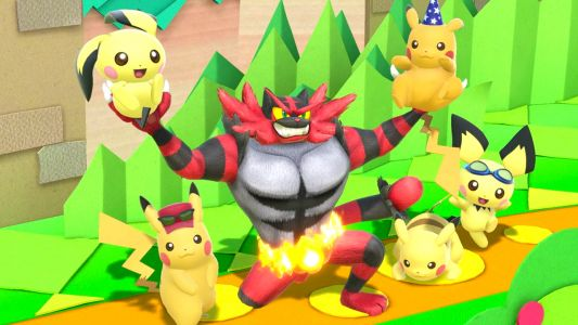 Smash Bros. Ultimate Adds Ken And Incineroar To The Roster