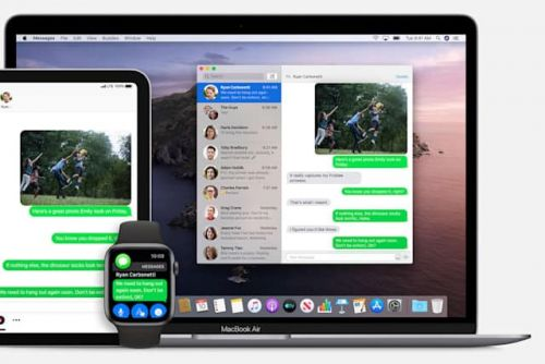 Fusion en vue pour l'application Messages macOS et celle d'iOS ?