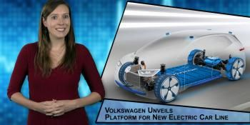 R&D Market Pulse: Volkswagen Unveils Platform for New Electric Car Line