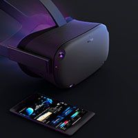Oculus Quest teardown shows how the standalone VR headset was built