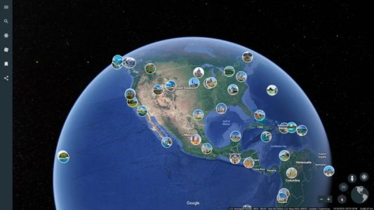 Google Earth Now Features A Crowdsourced Photo Database
