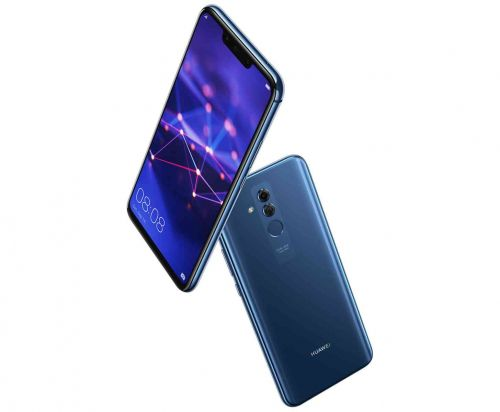 Huawei Mate 20 Lite features 6.3-inch display and four cameras