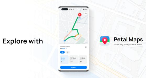 Huawei Launches Petal Maps & Docs, Petal Search Gets More Functionality