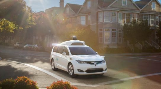 Waymo paid autonomous taxi service could launch in December