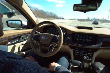 GM adding Super Cruise to all brands eventually, all Caddys by 2020