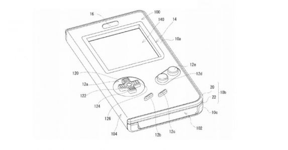 Nintendo patented a case that turns your phone into a working Game Boy
