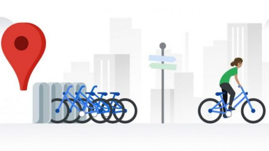 Google Maps Highlights Bike-Sharing Stations, Availability