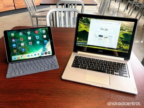 Chromebook vs. iPads: Closer than ever to being actual computers