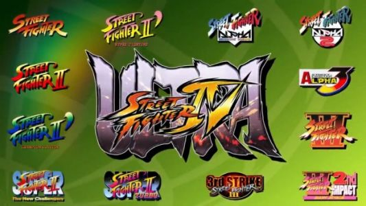 Street Fighter 30th Anniversary Collection launches May 29, 2018; Digital pre-orders include a copy of Ultra Street Fighter IV
