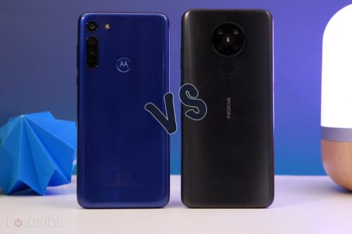 Nokia 5.3 vs Moto G8: Which is the best budget phone?