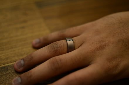 Motiv smart ring tracks 'active minutes,' because step counters are so 2015