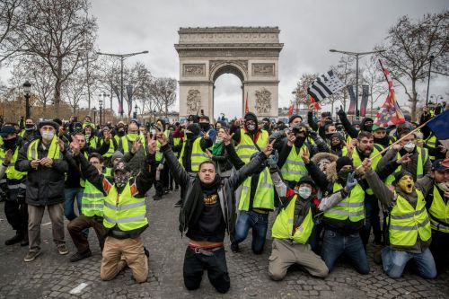 Facebook's role in the French protests has polarized observers