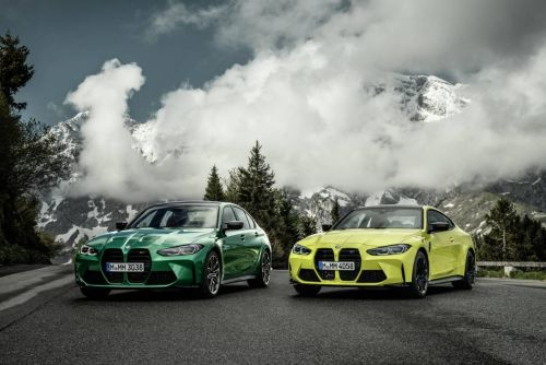 BMW unveils 2021 M3 and M4 packing up to 503 horsepower
