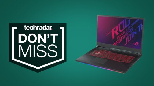 This weekend's best gaming laptop deals can save you up to $500