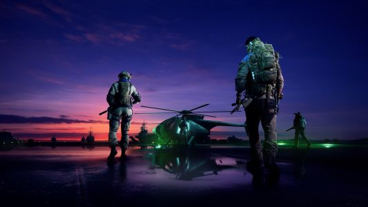 Battlefield 2042 Hazard Zone trailer is all about squading up and collecting data drives