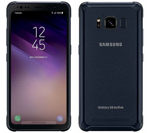 T-Mobile Galaxy S8 Active, Moto Z2 Force receiving updates