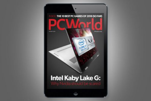 PCWorld's August Digital Magazine: Intel Kaby Lake G review