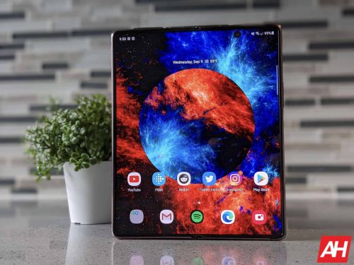 November Security Update Rolls Out For The Samsung Galaxy Z Fold 2