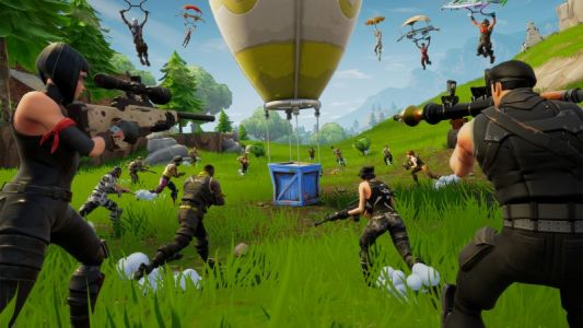 Fortnite's First Summer Skirmish Cut Short By Lag And Viewer Boredom