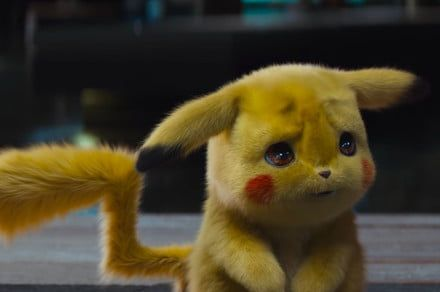 Everyone's favorite Pokémon turns gumshoe in 'Detective Pikachu' trailer