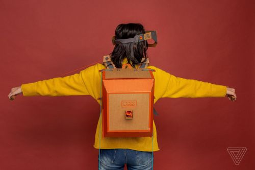 Nintendo doesn't think Labo has reached its full potential yet