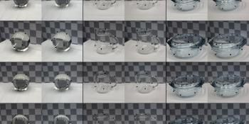 New Technique Accurately Digitizes Transparent Objects