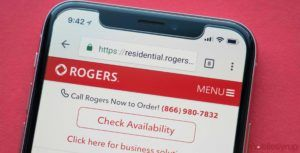 Rogers troubleshooting VPN-over-LTE issue for affected users