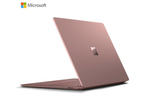 Microsoft unveils pink Surface Laptop 2 exclusively for China